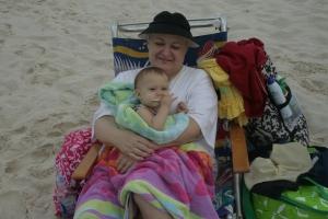 Lynleigh with Marmee